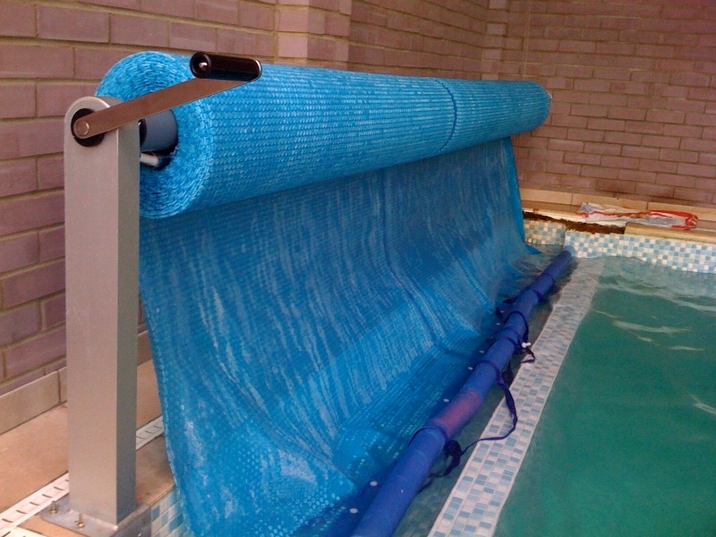 Swimming Pool Cover Roller Sailspar
